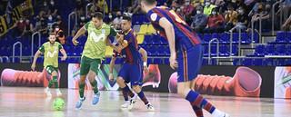 1/4 PLAY-OFF 1er Partido | Barsa vs Movistar Inter FS