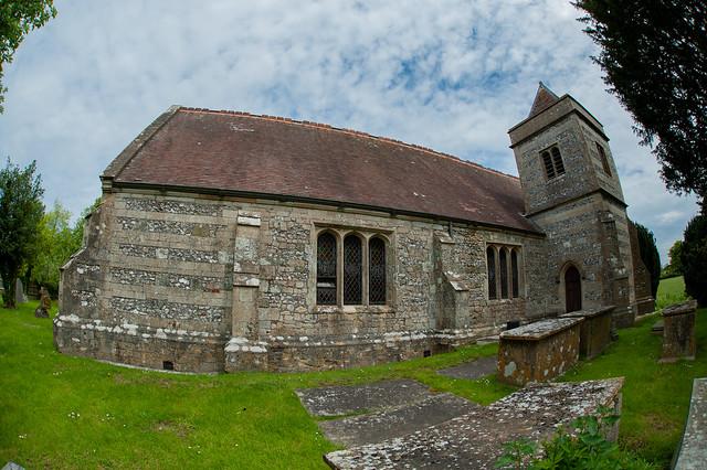 Easton Royal Church.