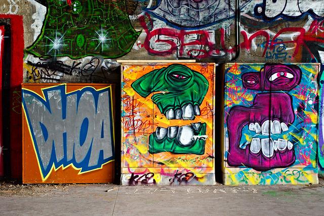 Photo:Graffitis By zigazou76