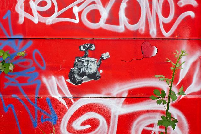Photo:Wall-E By zigazou76