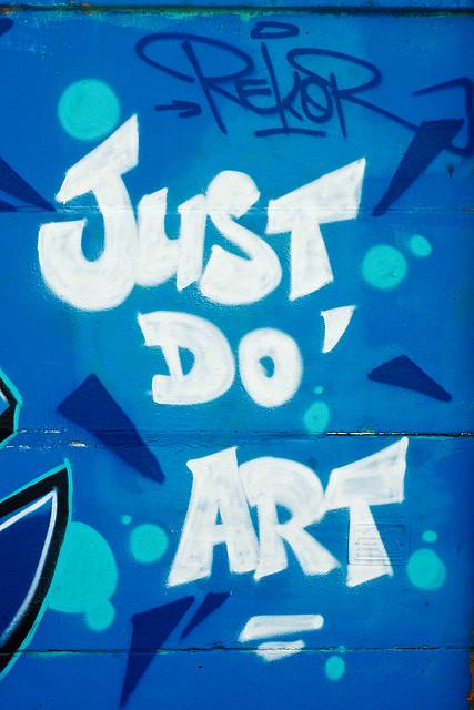 Photo:Just do art By zigazou76