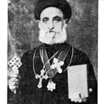 صورة الأنبا إيسيذورس رئيس دير السريان  من مجلة الإيمان - السنة 10 - العدد 9 - أبريل 1941