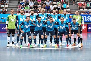 1/4 PLAY-OFF 2º Partido | Movistar Inter FS vs Barsa