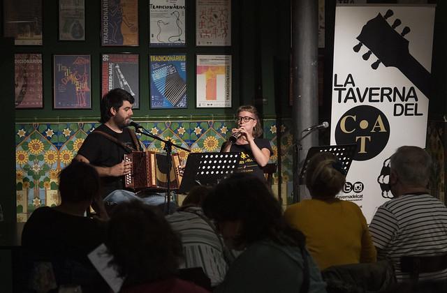 Photo:JTS_0753 La Taverna del CAT Sònia Arias i Pau Vinyoles By Thundershead