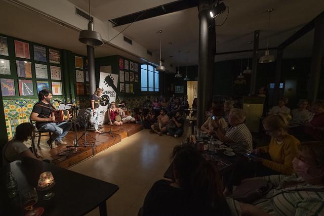 Photo:JTS_0793 La Taverna del CAT Sònia Arias i Pau Vinyoles By Thundershead