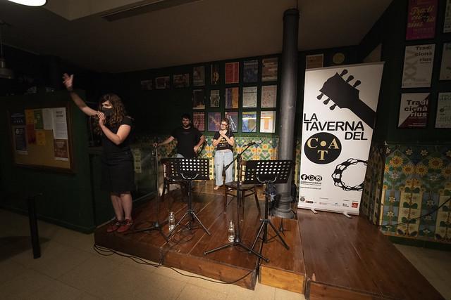 Photo:JTS_0746 La Taverna del CAT Sònia Arias i Pau Vinyoles By Thundershead