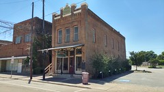 Faulk and Gauntt Building, Athens, TX