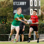 Killanny v Castleblayney Faughs - U-17 League 2021