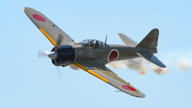 Nakajima/Mitsubishi A6M2-21