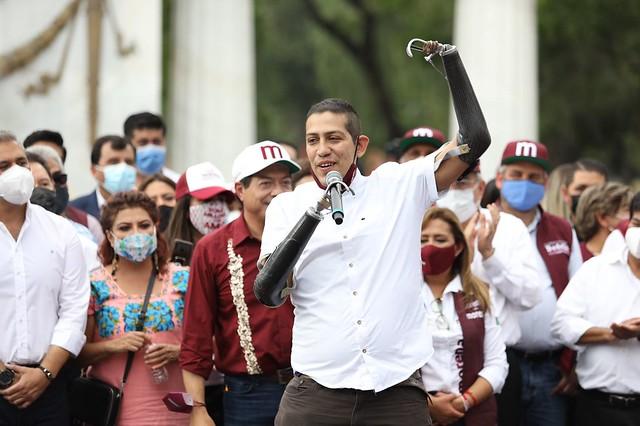 08/06/2021 Vamos A Celebrar A La Mayoría Del Pueblo