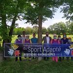 Défi Santé Vous Sport Adapté - Savigneux (42) - 9 juin 2021