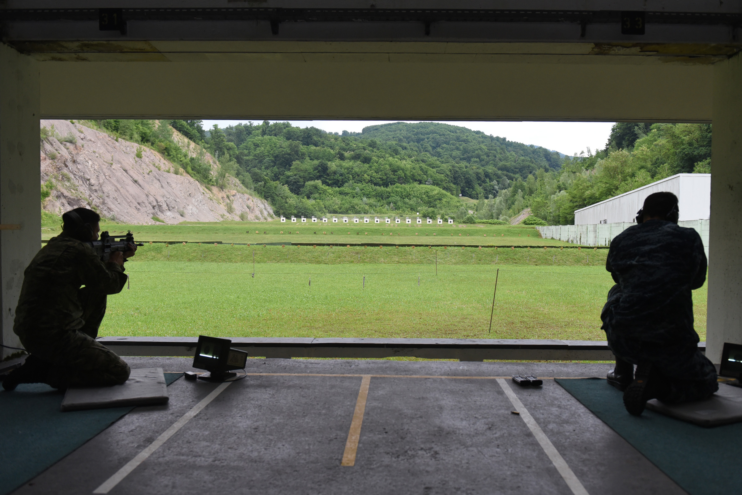 Održano 25. prvenstvo Oružanih snaga RH u streljaštvu