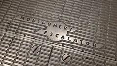 Montgomery Escalator floor plate