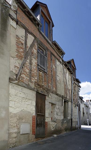 Photo:Montrichard (Loir-et-Cher) By sybarite48