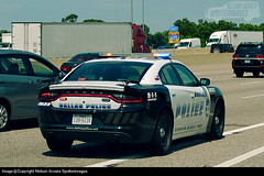 DPD Fleet : Dodge Charger LD (Late)
