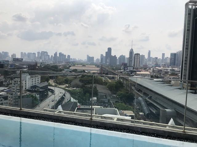 Lockdown in Bangkok, March 2020