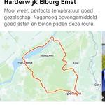 2021 skeeleren mooie buitenrit Harderwijk Elburg Emst