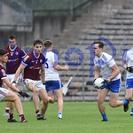 Allianz Football League Div 1 Relegation Play-off  Monaghan V Galway