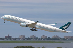 B-LXK   Airbus A350-1041   Cathay Pacific