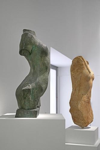 Torses (musée Rodin, Paris)