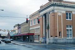 Collins Street from Reynolds, Plant City, 1986