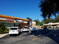 Dunkin Donuts with Second, Smaller Dunkin Donuts