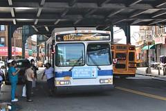 MTA Bus 2007 OBI Orion VII HEV (07.501) 3783