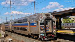 MTA Maryland MARC Commuter Rail MARC IV Bombardier Coaches