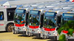 WMATA Metrobus 2021 New Flyer Xcelsior XD40s