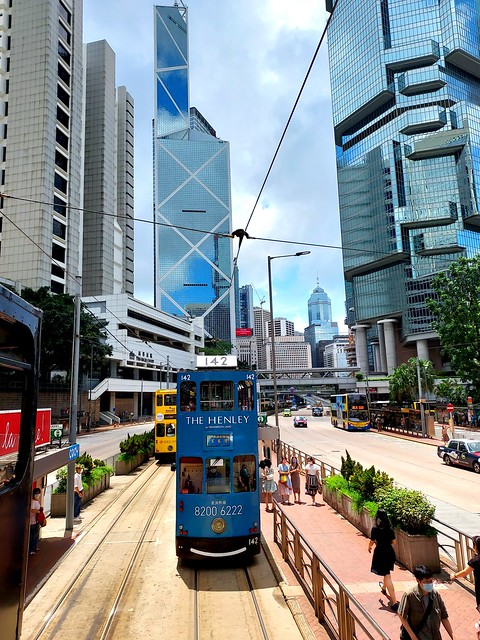 Tram Life, Hong Kong