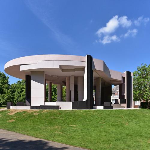 Serpentine Pavilion 2021 / V