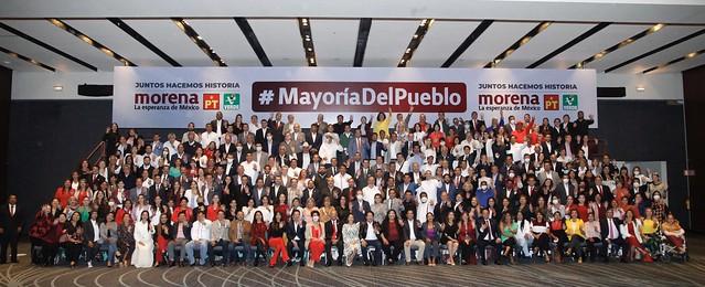 17/06/2021 Encuentro Con Diputadas Y Diputados Federales Electos