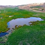 Fotos de dron de Marta Guzmán. Lagunas de La Guardia (Toledo) 16-6-2021