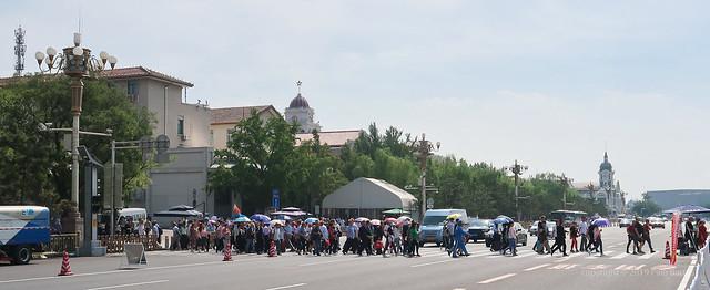 019Sep 20: Beijing Tourist Crowds