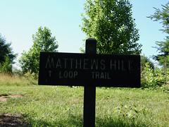 Matthews Hill