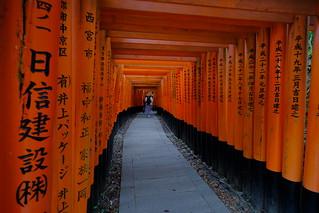 XE3F2647 - Fushimi Inari-taisha - 伏見稲荷大社  (Kioto - Kyoto - 京都)