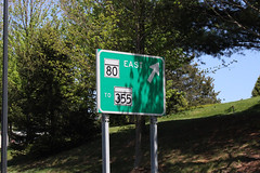 Sugarloaf Parkway at MD 80 EB to MD 355