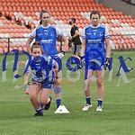 Ulster Senior Ladies 1/4 Final