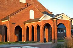 Workhouse Gymnasium Building