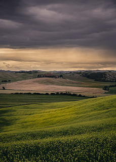 Asciano Val D'Orcia