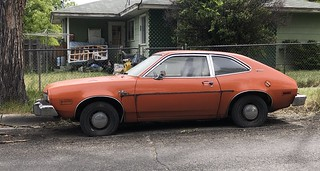 Ford Pinto In Helena,Montana