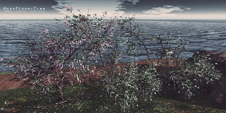 The Little Branch - MoonFlowerTree{Animated}_MultiFlowers - Wanderlust Weekend, 50L