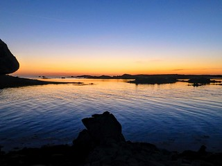 """""""First Light"""" Tresco Isles of Scilly Cornwall UK"""