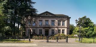"""Villa """"Edelhoff"""" built in 1870"""