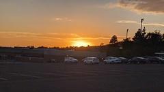 sunset Weber high