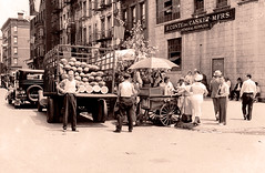 Watermelons and Caskets -- 1936
