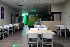 Subway in Goshen Plaza