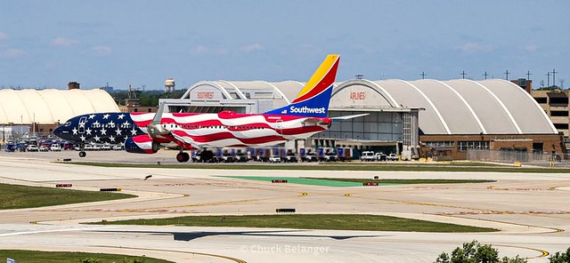 Photo:Chicago Midway Airport - Southwest Airlines - 737 By twa1049g