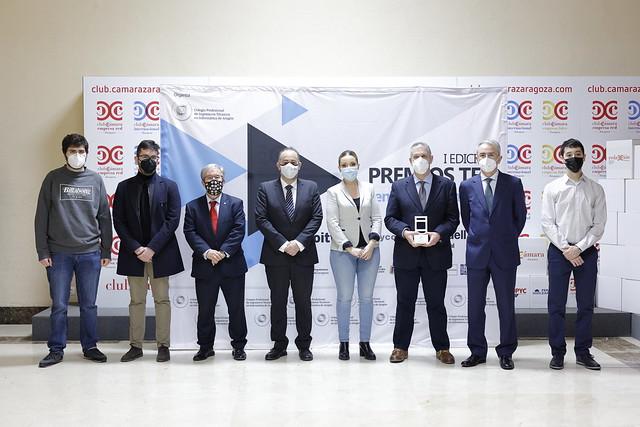 I Premios Colegio de Ingenieros Técnicos en Informática