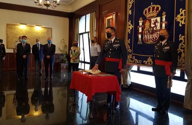 Toma de Posesión General José Luis Ortiz-Cañavate